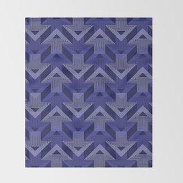 Op Art 99 Throw Blanket