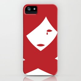 TREAT EQUALLY iPhone Case