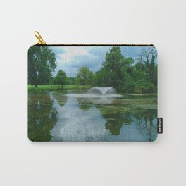 Beauty in the Park - Clissold Park Stoke Newington London Carry-All Pouch