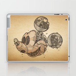 Mick-anical Laptop & iPad Skin