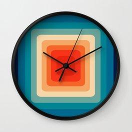 Retro_001 Wall Clock