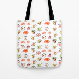 Sushi Time! Tote Bag