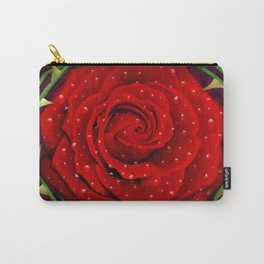 Dangerous Rose  Carry-All Pouch