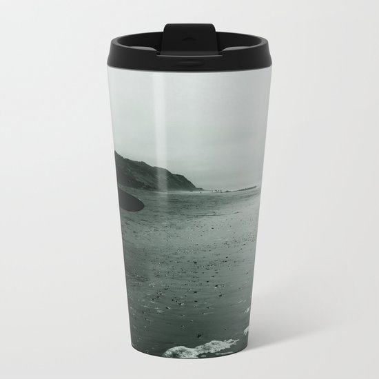 surfer Metal Travel Mug