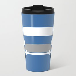 Mini Cooper ( Mk VII ) Metal Travel Mug