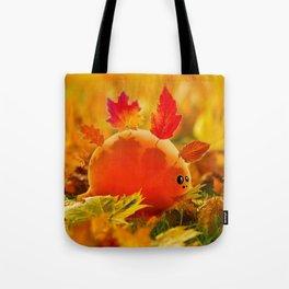 Autumn dino Tote Bag