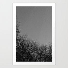 tre Art Print