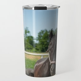 potrait Travel Mug