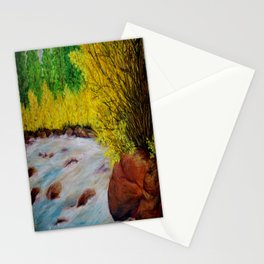 Rushing River Stationery Cards