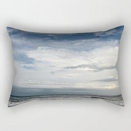 pacific coast Rectangular Pillow