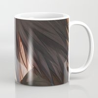sasuke Mugs featuring Your soul is where I made my home by ilaBarattolo