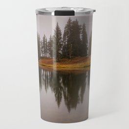 Colorado Fall Colors Panorama Travel Mug