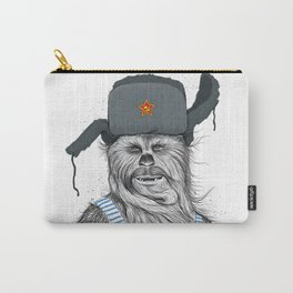 Russian Chewbacca Carry-All Pouch
