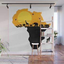 Africa Wall Mural