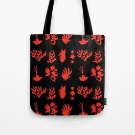Mystic China Tote Bag