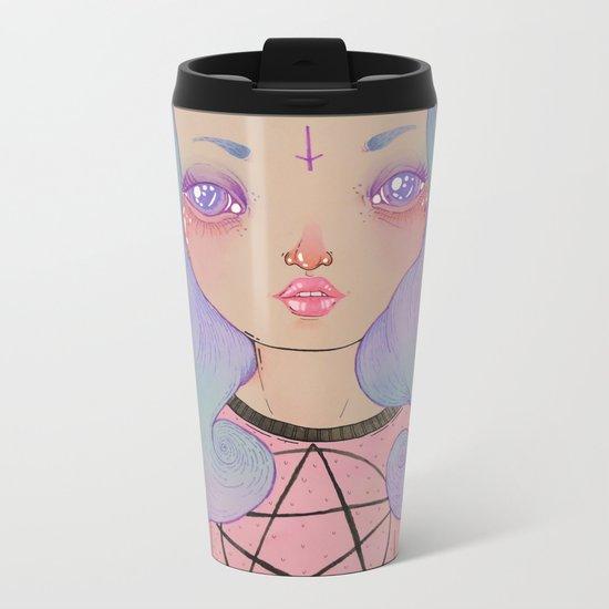 Amanita Metal Travel Mug