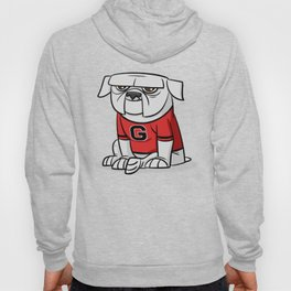 Bulldog from Georgia Hoody