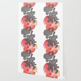 180311 Watercolour Micron 11| Scandi Micron Art Design Wallpaper