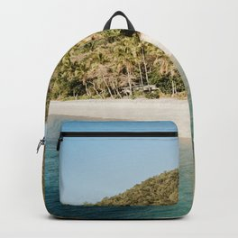 Fitzroy Island | Cairns Australia Tropical Island Beach Sunset Travel Photography Backpack