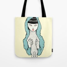 Strange Cathy Tote Bag