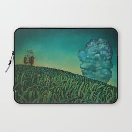 Cluster in the bluster Laptop Sleeve
