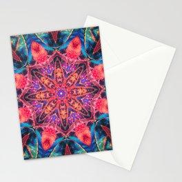 Island Mandala Stationery Cards