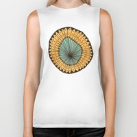 cycle Biker Tanks featuring Cycle by Lizzy Servito