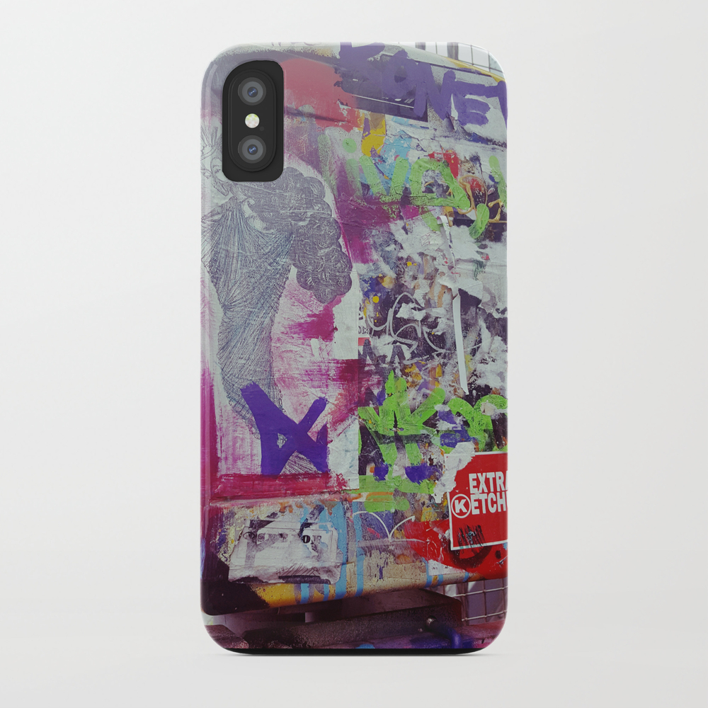 Wrong Side Of Town. Phone Case by Photosyesterday PCS8359415