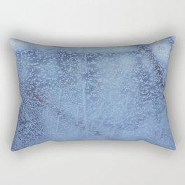 frozen glass Rectangular Pillow