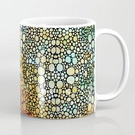 Colorful Stone Rock'd Abstract Art By Sharon Cummings Coffee Mug