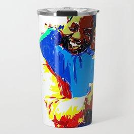 Afrika Love Travel Mug