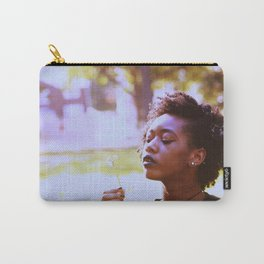 Send the Wish Off on the Wind Carry-All Pouch