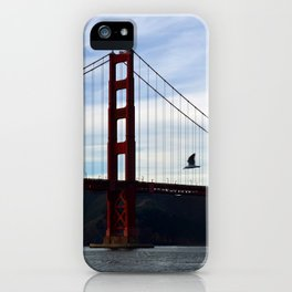 Golden Gate Bridge Panorama iPhone Case