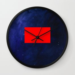censored: inappropriate language Wall Clock