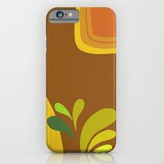 retro pattern iPhone 6s Slim Case