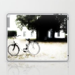 biking & relaxing Laptop & iPad Skin