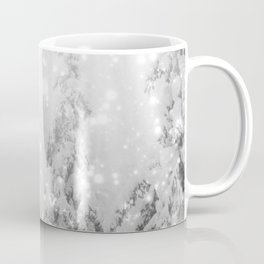 Silent Night - B & W Coffee Mug