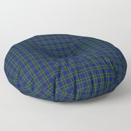 MacNeil of Colonsay Tartan Floor Pillow