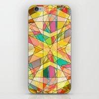 kaleidoscope iPhone & iPod Skins featuring Kaleidoscope by Tammy Kushnir