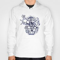 doodle Hoodies featuring Doodle by Puddingshades