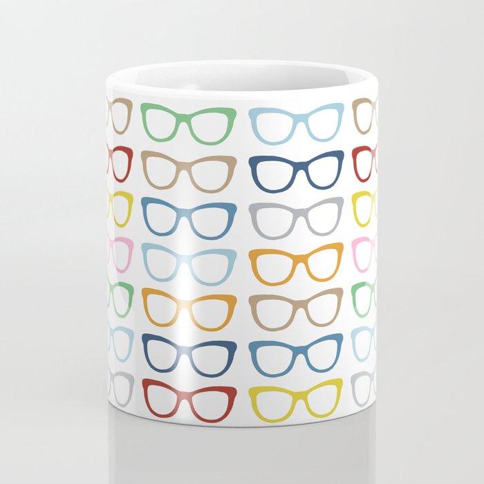 Rainbow Specs Coffee Mug