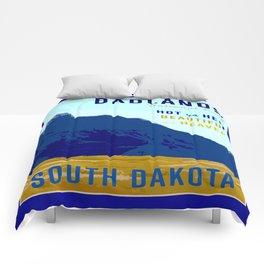 South Dakota Travel Comforters