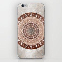 Mandala Gentleness iPhone Skin