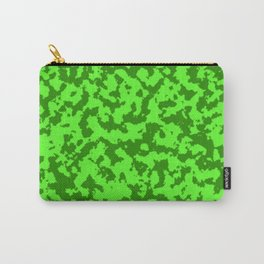 Camouflage Green Carry-All Pouch