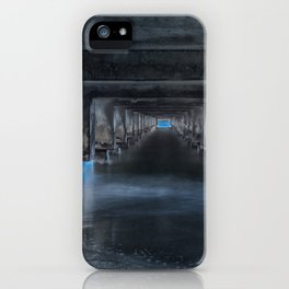 Under the Pier at Hanalei iPhone Case