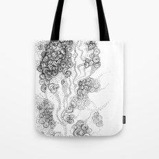 the floating fantasy Tote Bag
