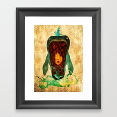 Balena Framed Art Print