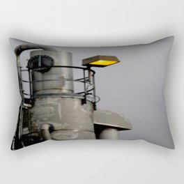 After the Fallout Rectangular Pillow