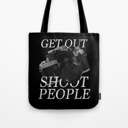 Photography Puns Tote Bag