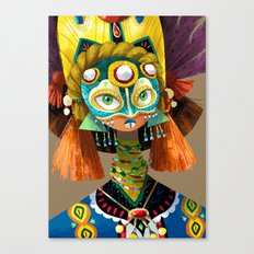 Part Of A Tribe Canvas Print